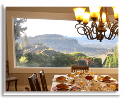 Kelowna bed and breakfast